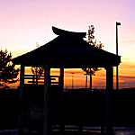 Learn about Pocatello Regional Airport's Kizuna Garden.