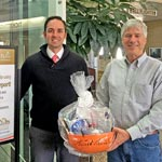October's gift basket winner is Josiah Dahlstrom! Click to learn more.