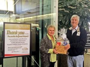 November PRA Gift Basket Winner