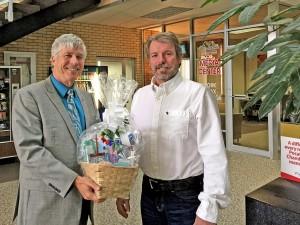 December 2015 Gift Basket Winner Is David Samuelson