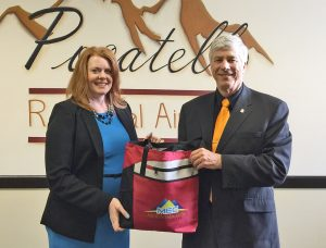 PRA April Gift Basket Winner is Tracy Collum!