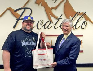 PRA June Gift Basket Winner - Willy Harris!